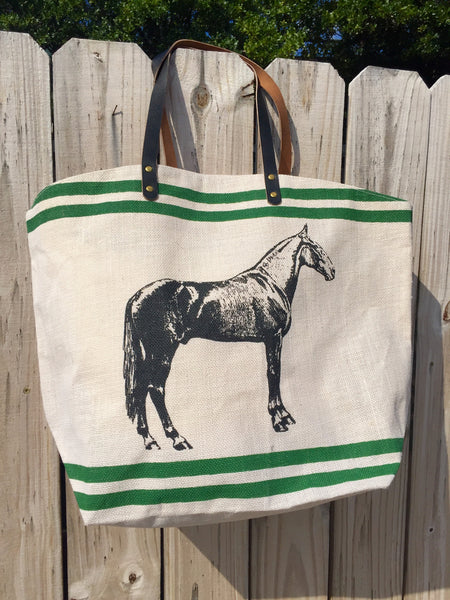 Seabiscuit Tote