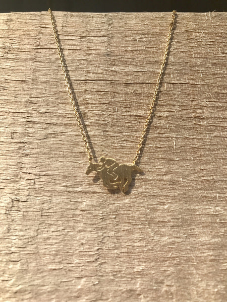 Keeneland Necklace--2 Colors