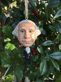 Dangly George Washington Ornament