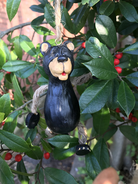 Dangly Bear Ornament