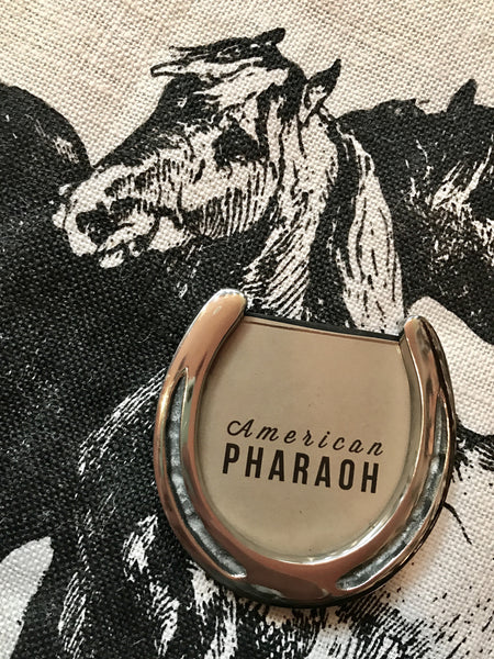 American Pharaoh Photo Frame