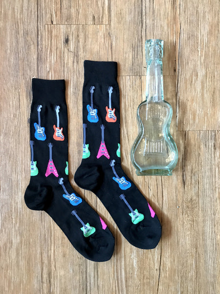 Electric Guitar Socks