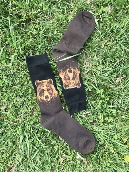 Grizzly Socks