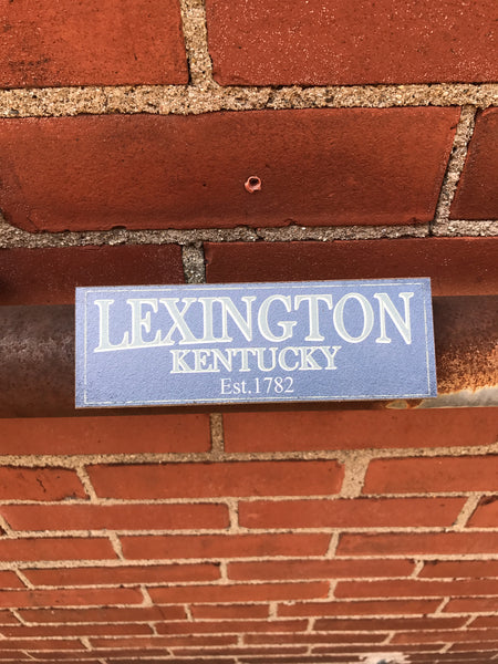 Lexington 1782 Magnet