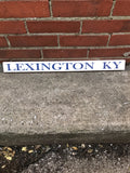 LEXINGTON KY Shelf Sitter