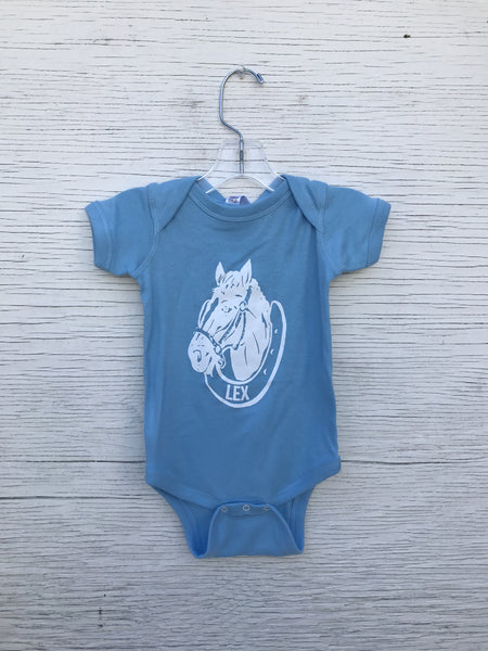 Triple Crown Onesie