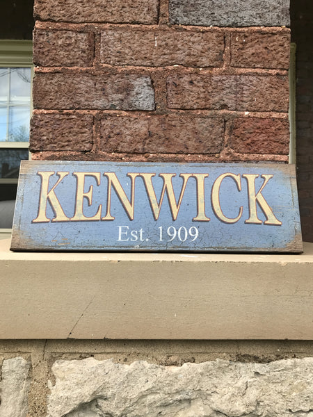 Kenwick Sign