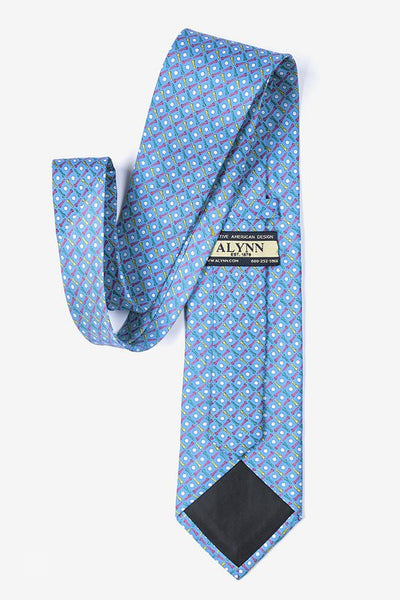 Golf Balls & Tees Silk Tie