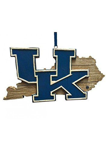 UK Wooden Ornament