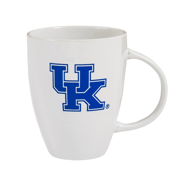 White UK Logo Mug