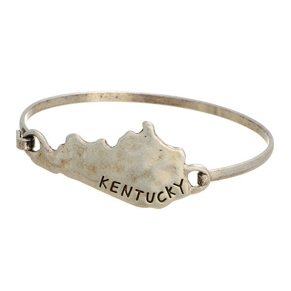 Kentucky Girl Bangle--4 Colors