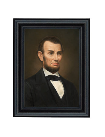 Abe Lincoln Framed Print