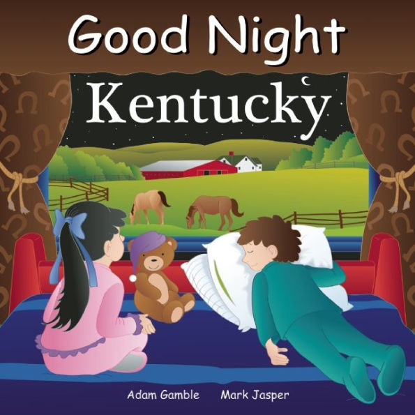 Goodnight Kentucky Baby Book