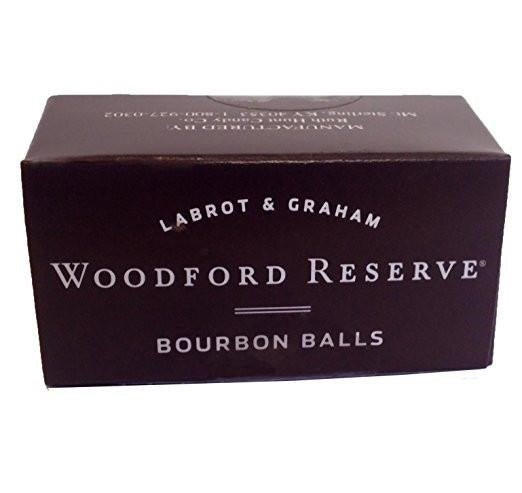 Mini Woodford Reserve Bourbon Balls - 2pc