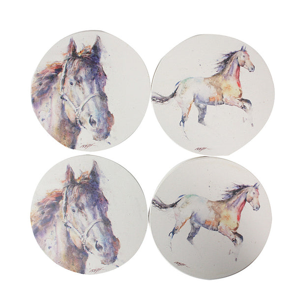 Thoroughbred Coasters