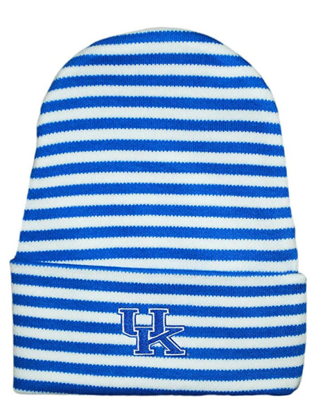 UK Striped Knit Cap