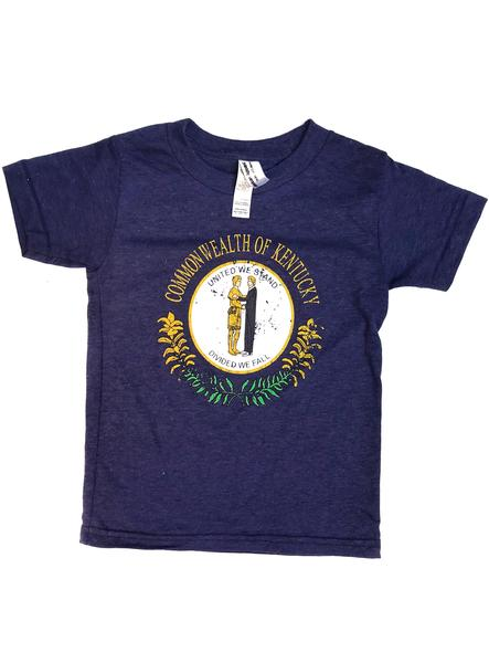 Commonwealth Flag Tee Youth
