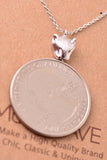 Big Cat Necklace--2 Colors