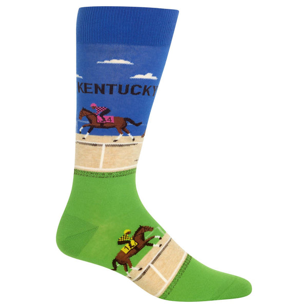 Kentucky Racing Socks