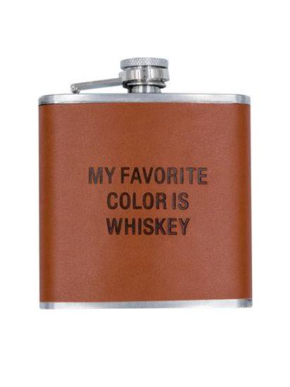 My Favorite Color Flask
