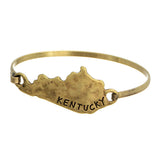 Kentucky Girl Bangle--2 Colors