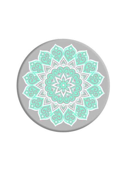 Peace Tiffany Mandala Popsocket