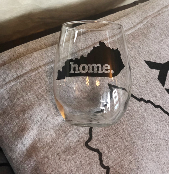 Home. KY Wine Glass