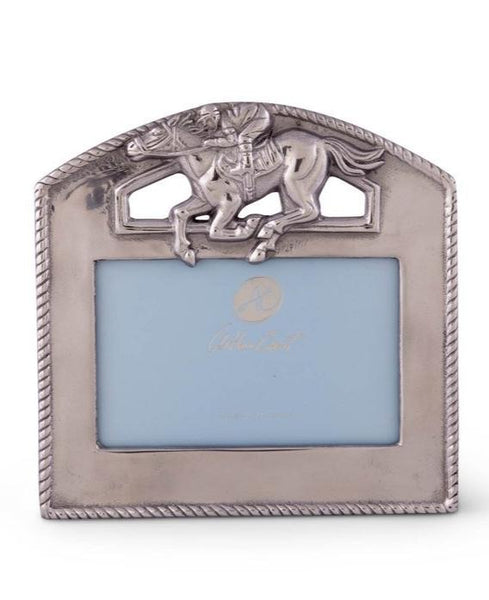 Jockey Photo Frame
