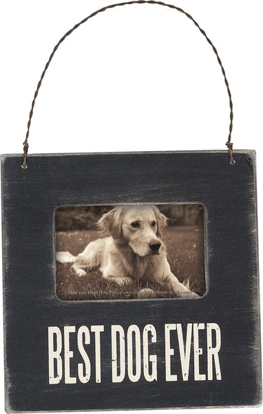 Best Dog Ever Mini Photo Frame