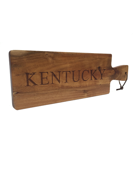 Engraved KENTUCKY Cutting Board