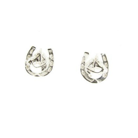 Thoroughbred Earrings--2 Colors