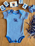 UK Striped Baby Onesie