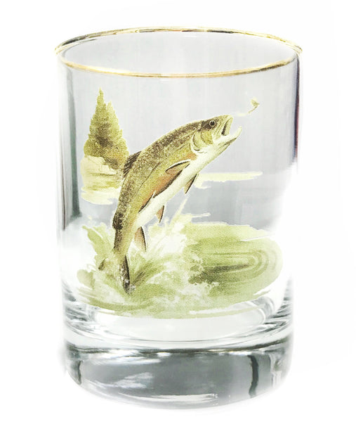 Trout Double Old Fashioned