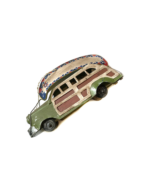 Camping Trip Ornament--2 Colors