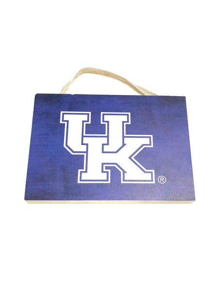UK Collegiate Hanging Sign