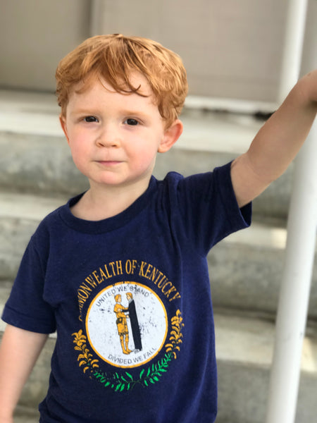 Commonwealth Flag Tee - Toddler