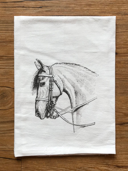 Thoroughbred Tea Towel