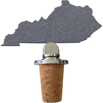 Kentucky Slate Bottle Topper