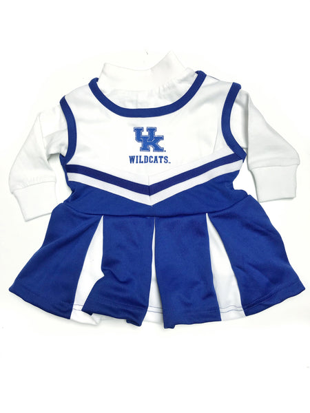 UK Cheerleader Dress - Toddler