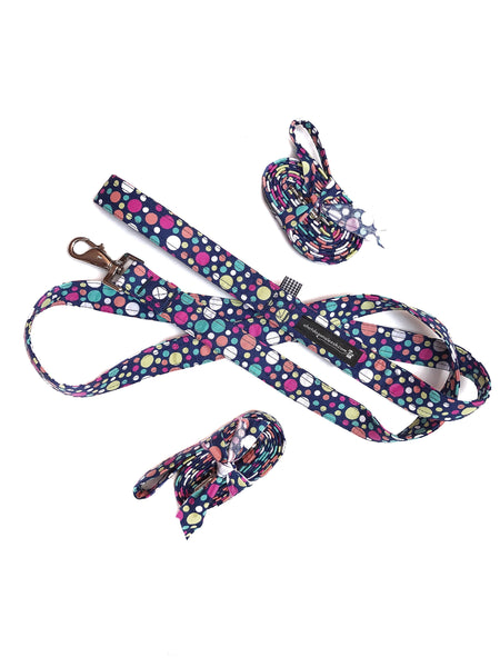 Lots O' Dots Dog Leash