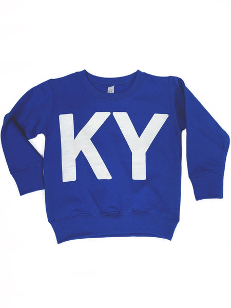 K Y Sweatshirt - Toddler