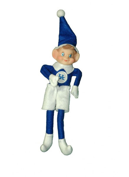 UK Elf Doll Ornament