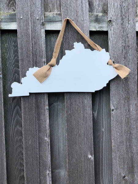 Kentucky State Door Hanger