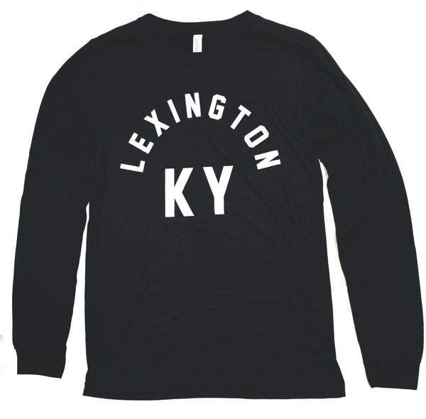 My City Long Sleeve Tee