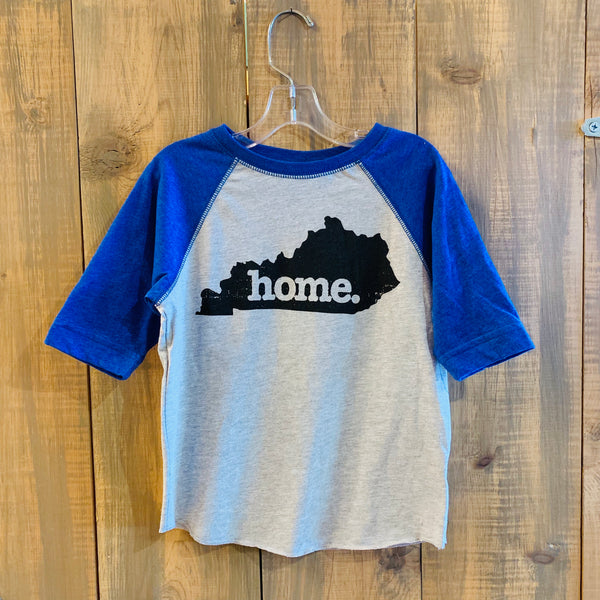 Kids' Home. Baseball Tee