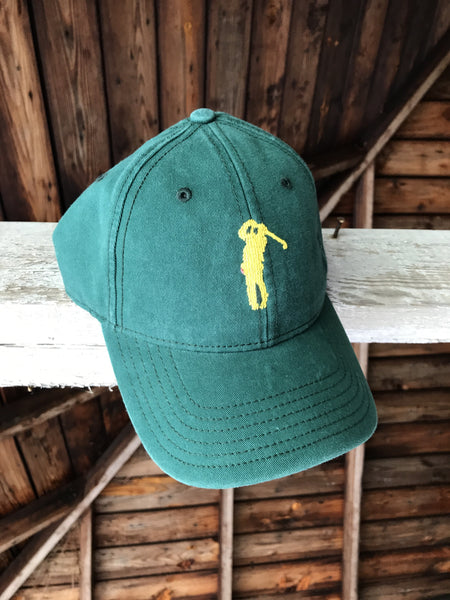 Golf Needlepoint Hat