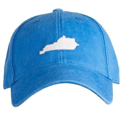 Kentucky Needlepoint Hat