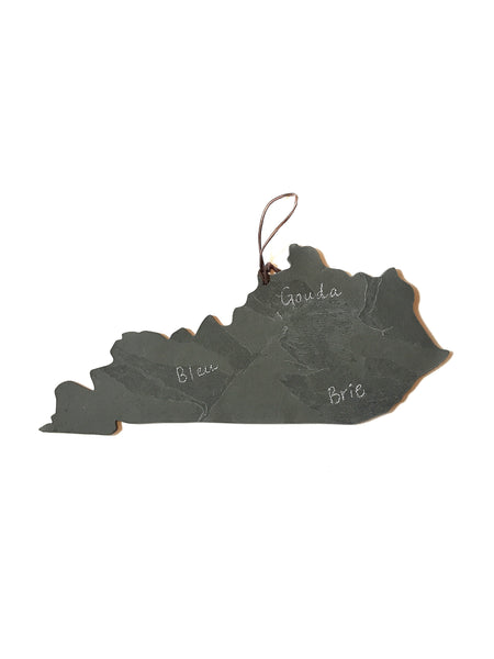 Kentucky Slate Cheese Board