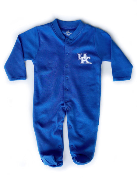 UK Solid Footed Romper
