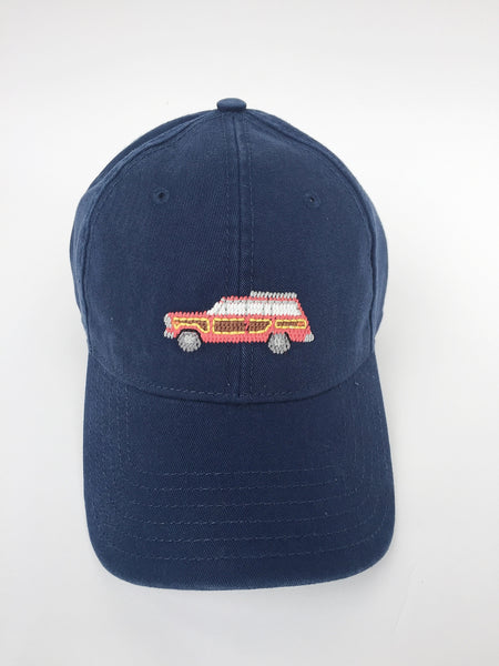Wagoneer Needlepoint Hat